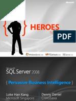 T1 - S3 - SQL Server 2008 Business Intelligence Platform