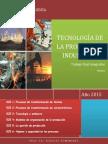 Dossier TECNOLOGÍA DE PRODUCCIÓN INDUSTRIAL