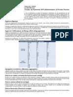 GLOSARIO DE TERMINOS ECONOMICOS DEL BCRP