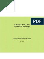 Contaminated Land Strategy