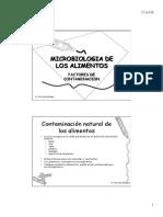 Factores de Contaminacion