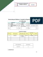 IT Para La Elaboracion Del Reporte Calibración