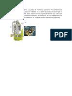 Medidor de Flujo Submarino