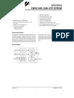 HT27C512-70 HOLTEK EPROM.pdf
