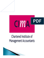 CIMA C1 Unit 4 2012