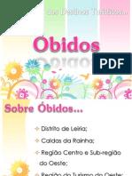 Óbidos - Apresentação Oral