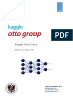Kaggle Otto Group