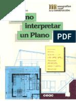 COMO INTERPRETAR UN PLANO, Juan de Cusa
