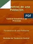 C2 Parametros Población- Control Estadístico de Procesos