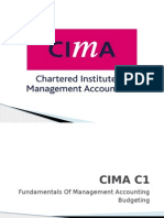 CIMA C1 Unit 10 2012(1)