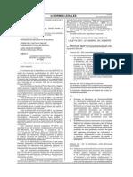 Dl 1055 Mofica La Ley General Del Ambiente P-27!06!2008