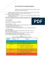 Analisis Grading Matriks Resiko