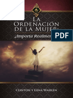 Women's Ordination-Does It Matter-Spanish PDF