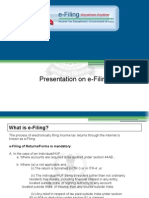 How to File Presentation