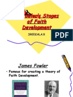 fowler spiritual development.ppt