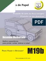 Brinquedos de Papel M19b 1cor 2014jun00