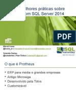 Dicas Protheus SQL