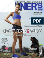 Runner's World Italia - Marzo 2015