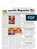 March 17, 2010 Sports Reporter