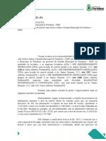 DESPACHO - GMF -  LOCAÇÃO
