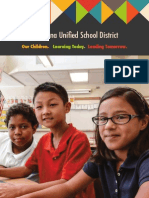 PUSD District Brochure