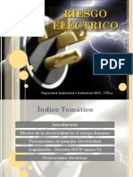 Riesgo Electrico En las plantas del mundo