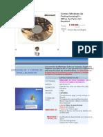 Combo Windows Xp Professionalsp3.+ Office 2007 Origin Ales