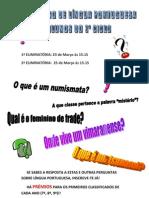 Concurso de Língua Portuguesa