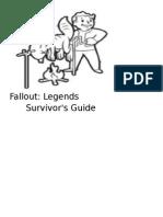 Fallout Legends Survival Guide