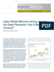 Labor Market During After Great Recession PDF