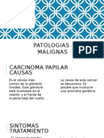 patologias small part