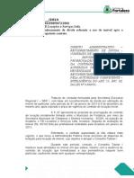 MODELO (Próprio. Autoria) - Parecer - Reconhecimento de Dívida
