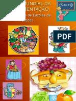 Dia Mundial da Alimentaçãoo