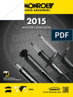 M433 Shock Absorbers Catalogue 2015