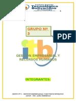 Exposicion Grupo 3 Rrhh