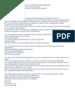 Test 8 Corporate Governance