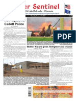 October 15, 2015 Courier Sentinel