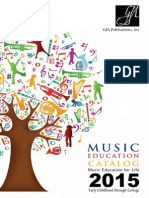 2015 Music Ed Catalog for Web