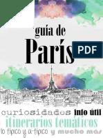 Guia de ParisPara Viajeros.alba