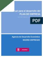 Manual Plan de Empresa