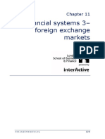 Cima c04 2013 Class Chapter 11 Foreign Exchange Markets