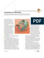 Economics for Business_ Monetary Policy
