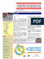 Empleoconapoyo.org—Volumen 1, nº 7