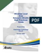 Wireless Best Practices Guid