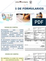 Modelos de formularios contables