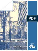 Matawan Borough Master Plan