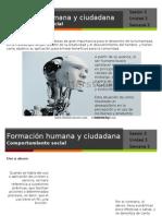 Formacion Humana