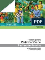 Modelo Participacion