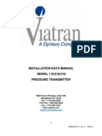 Viatran 218 Manual