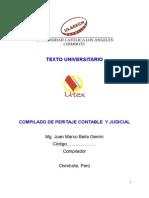 Peritaje Contable Judicial Compilado Mbg
